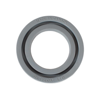 Jetfloat Single Spacer in grey