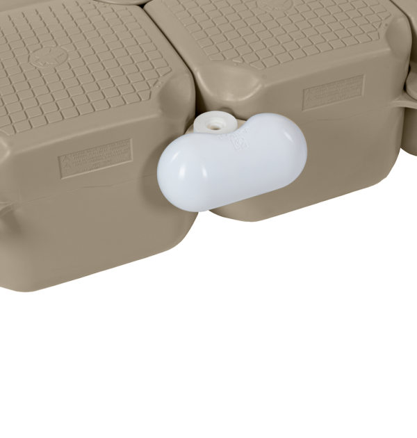 Jetfloat bumper on unit